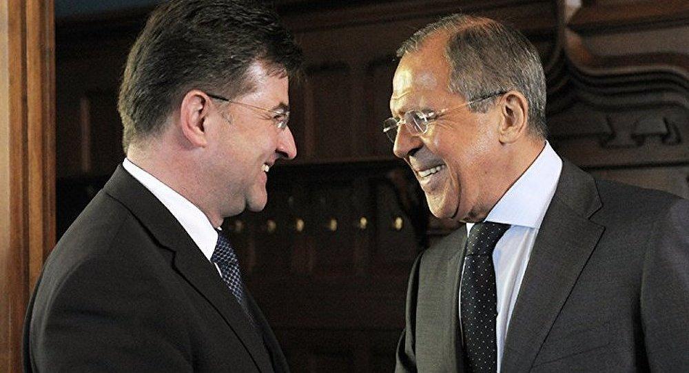 Russie-Slovaquie: développer la coopération (Lavrov)