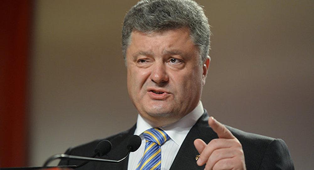 Ukraine : la sécurité impossible sans la Russie (Porochenko)