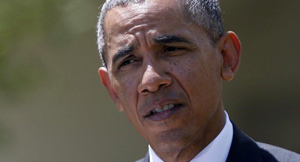 Crise ukrainienne: Obama se targue d'avoir réussi à isoler la Russie