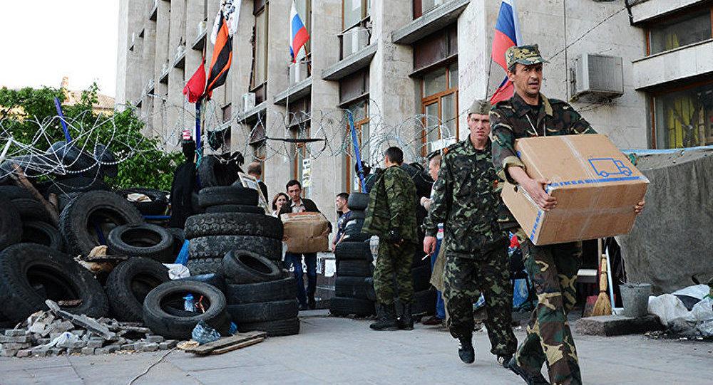Ukraine: mettre fin à l'opération punitive (Lavrov à Kerry)