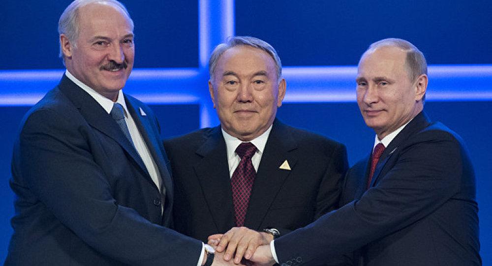 Le cheminement de la Biélorussie vers l'Union économique eurasiatique