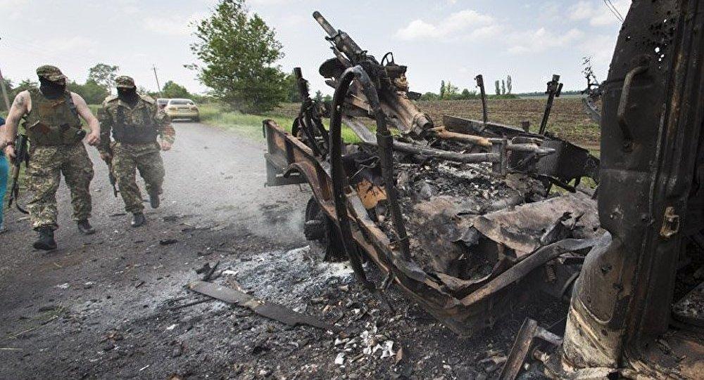 Ukraine : la médiation indispensable pour arrêter la violence (Lavrov)