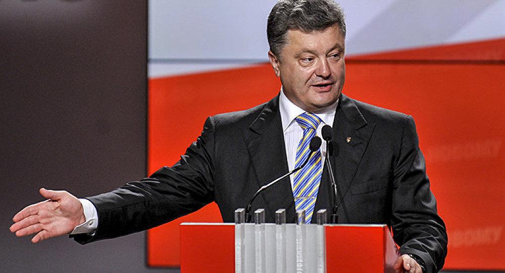 Présidentielle ukrainienne : Porochenko élu avec 54,7% des voix