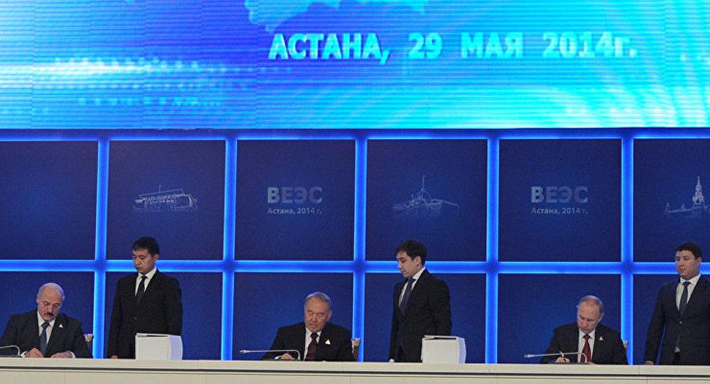L'Union économique eurasiatique, un puissant acteur économique du XXIe siècle (député)