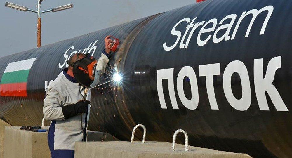 South Stream : l'UE veut dupliquer les sanctions US contre Moscou