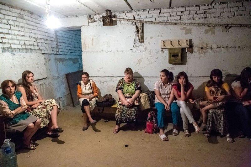 Ukraine : « Obama, Merkel, ne nous tuez pas ! »