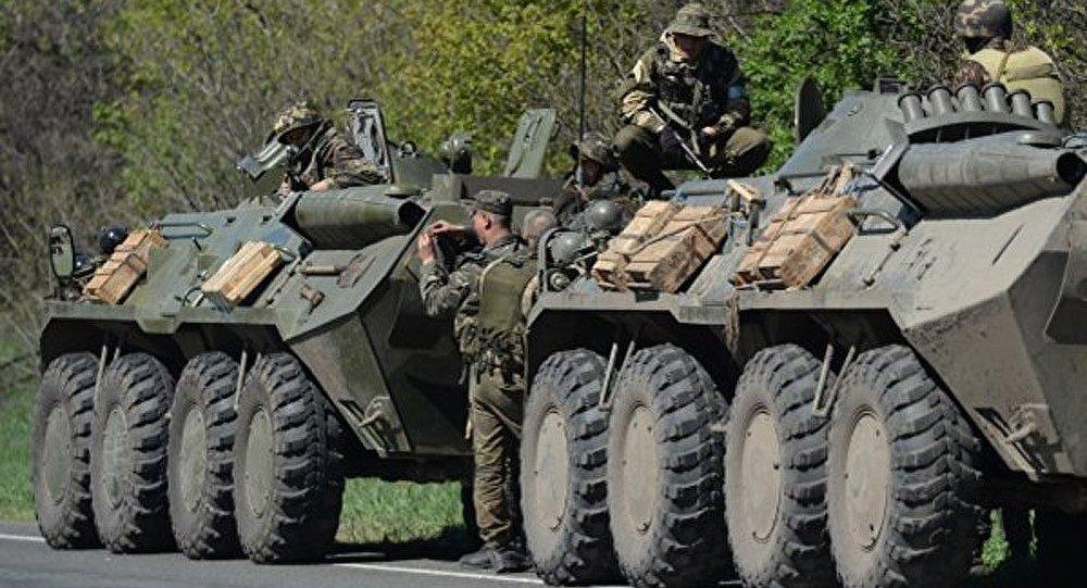 Ukraine/opération : la Garde nationale annonce avoir perdu 30 hommes