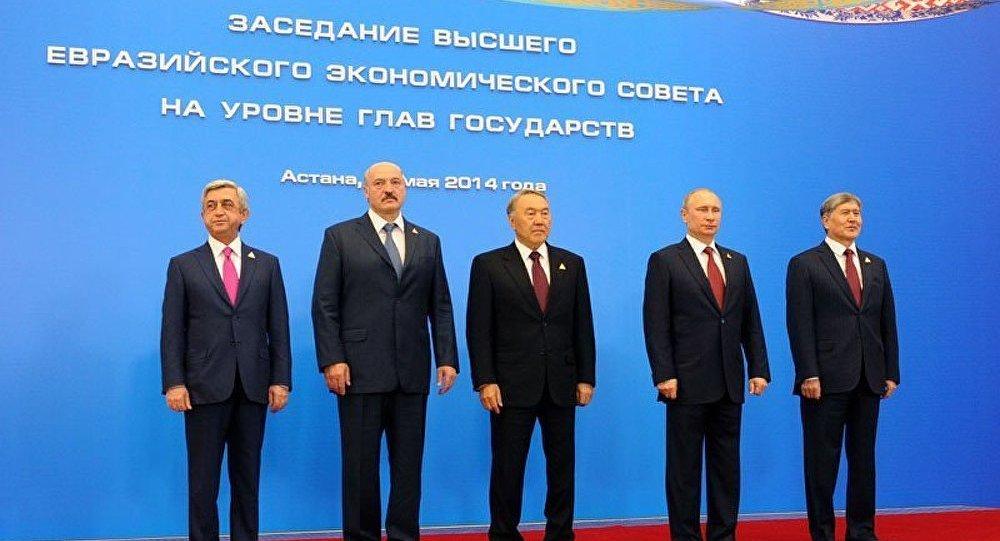 L'Union économique eurasiatique est désormais un fait réel