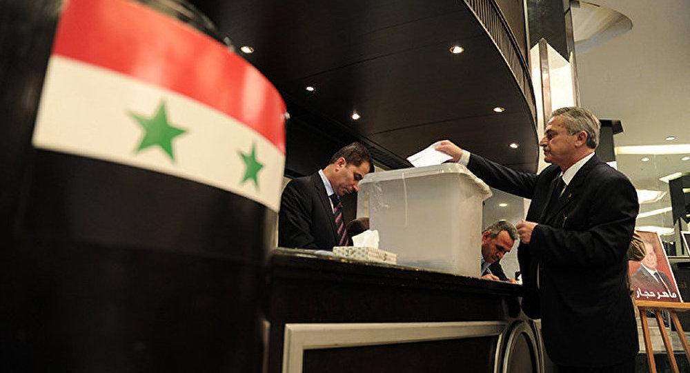 Bassam Tahhan : les USA veulent détruire la Syrie !