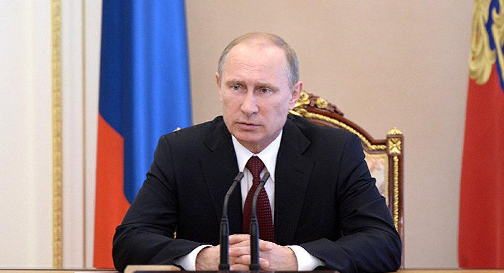 Poutine a évoqué la situation en Ukraine avec les membres du Conseil de sécurité de Russie