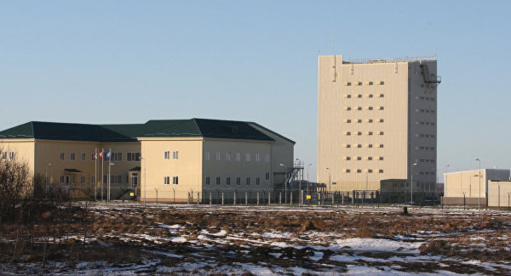 La station radar d'alerte précoce +Voronej-DM+