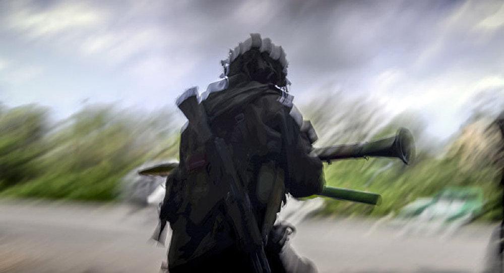 Des troupes sont arrivées dans le district de Slaviansk où des combats sont en cours (Poutine)