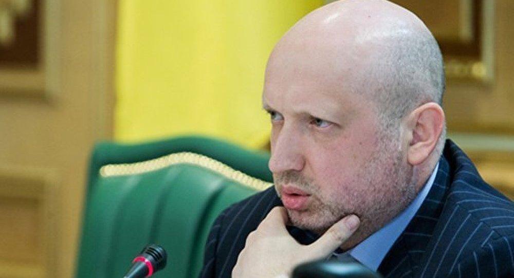 Tourtchinov accuse les services de sécurité de l'Ukraine de désinformation à propos de l'invasion de la Russie