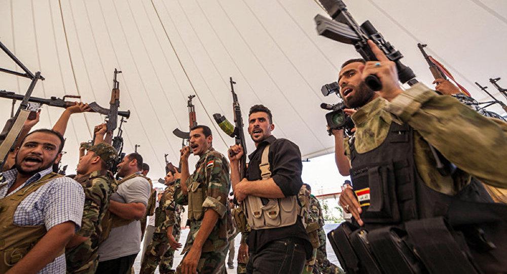 Vidéo: l'armée irakienne aux trousses de Daech