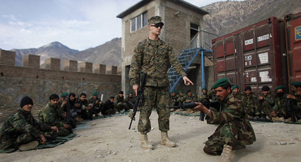 Afghanistan : l'impossible mission du Commandant Gant