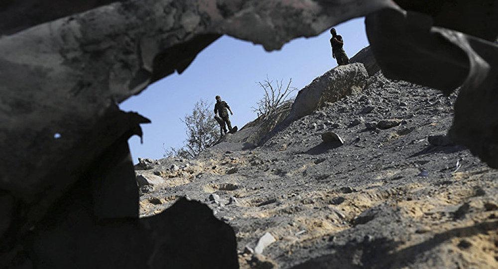L'aviation israélienne attaque 15 cibles à Gaza
