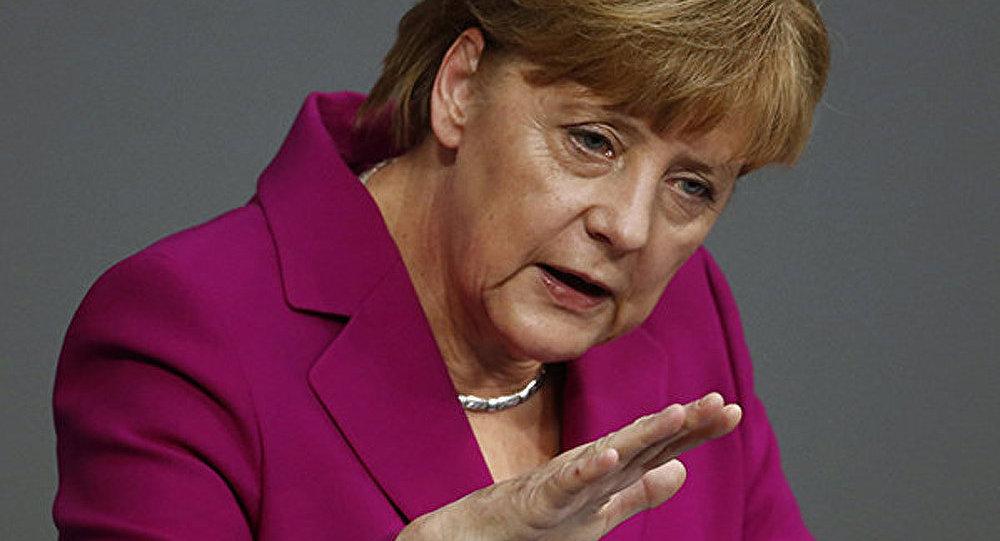 L'Acte fondamental Russie-OTAN ne doit pas être violé (Merkel)
