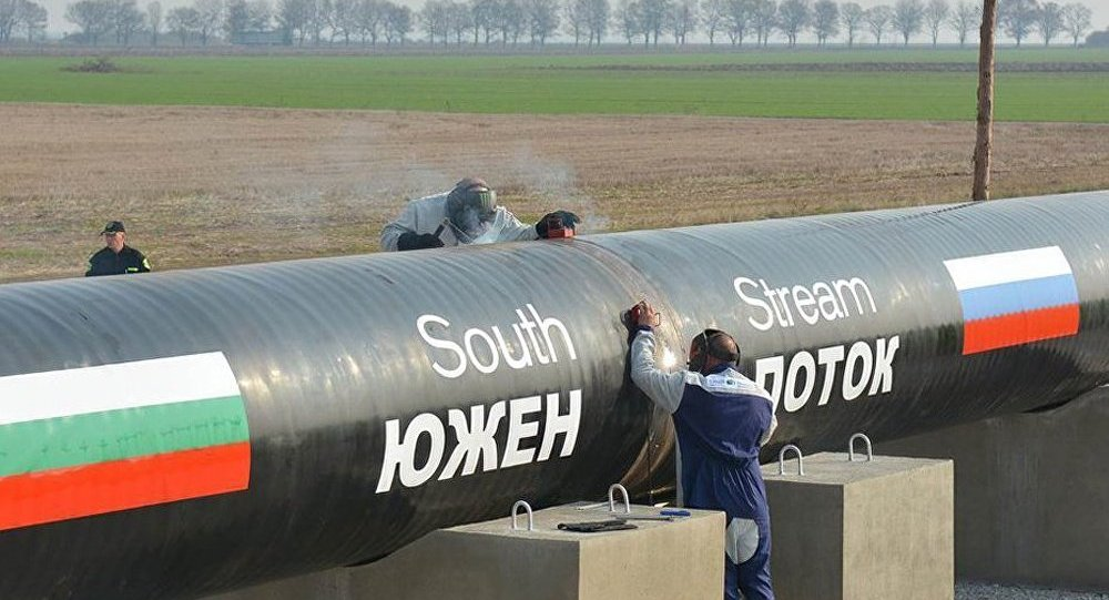 La Bulgarie espère poursuivre la construction de South Stream