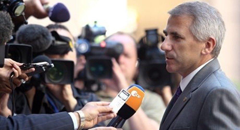 L'UE espère que l'Ukraine et la Russie se mettent d'accord sur le gaz
