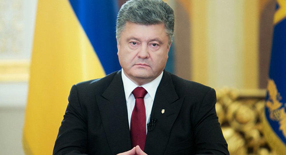 Porochenko prêt à rétablir le cessez-le-feu
