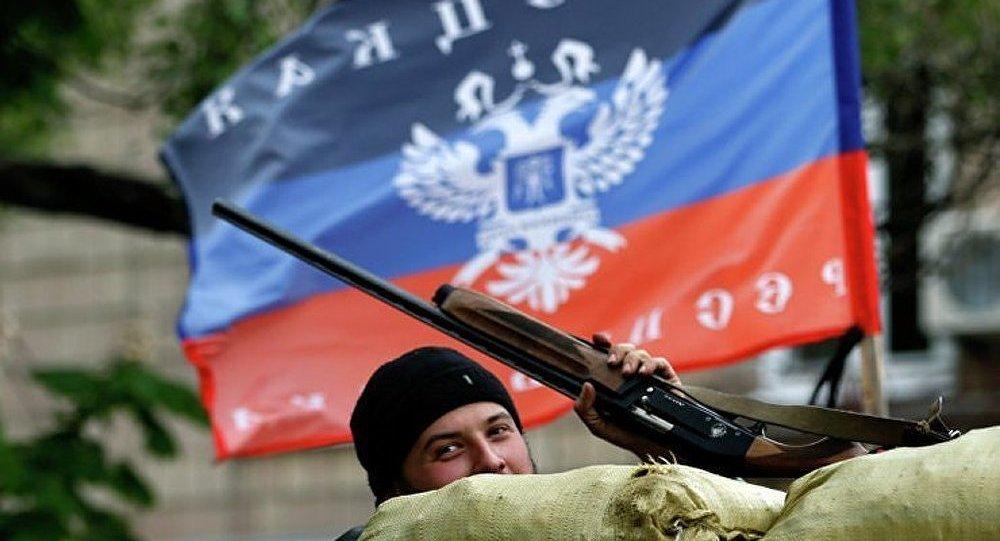 Soutien des Français aux patriotes du Donbass