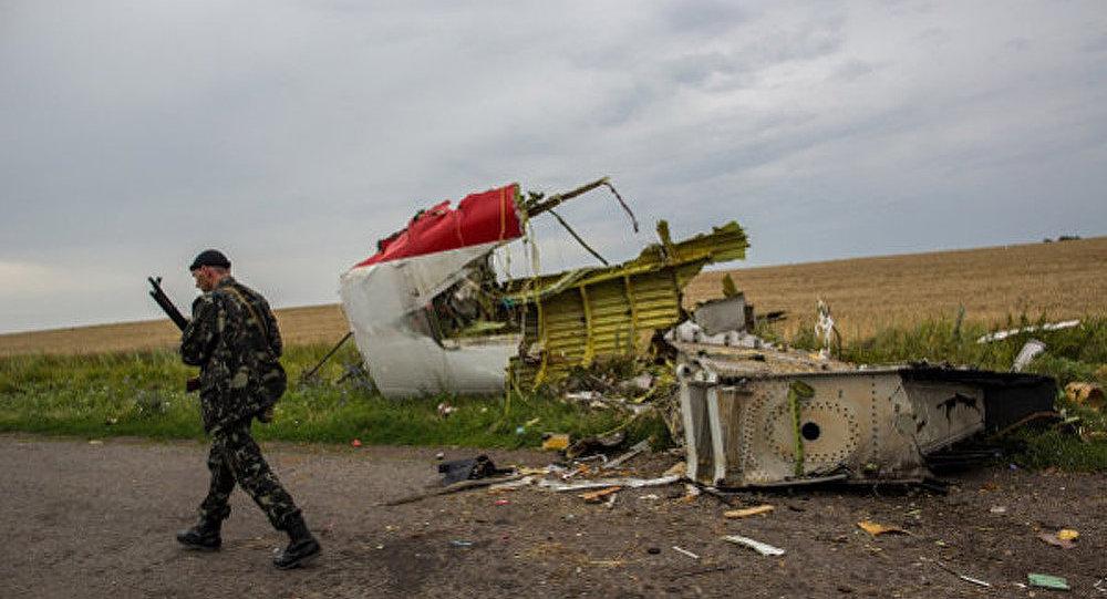 Boeing 777: l'heure du crash coïncidait avec le passage d'un satellite US (Défense russe)