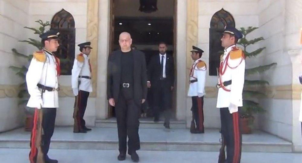 Damas et la résistance de la Syrie Ba'athiste. Entretien avec Luc Michel (Partie 1)