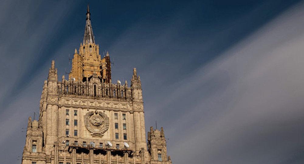 Les sanctions de l'UE mettent en cause la coopération en matière de sécurité (MAE russe)