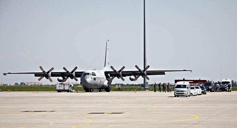 Le dernier avion contenant les dépouilles de victimes du crash du Boeing s'est envolé aux Pays-Bas