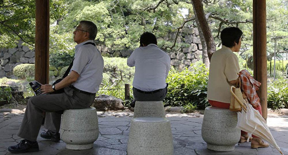 7 personnes devenues victimes de la chaleur au Japon