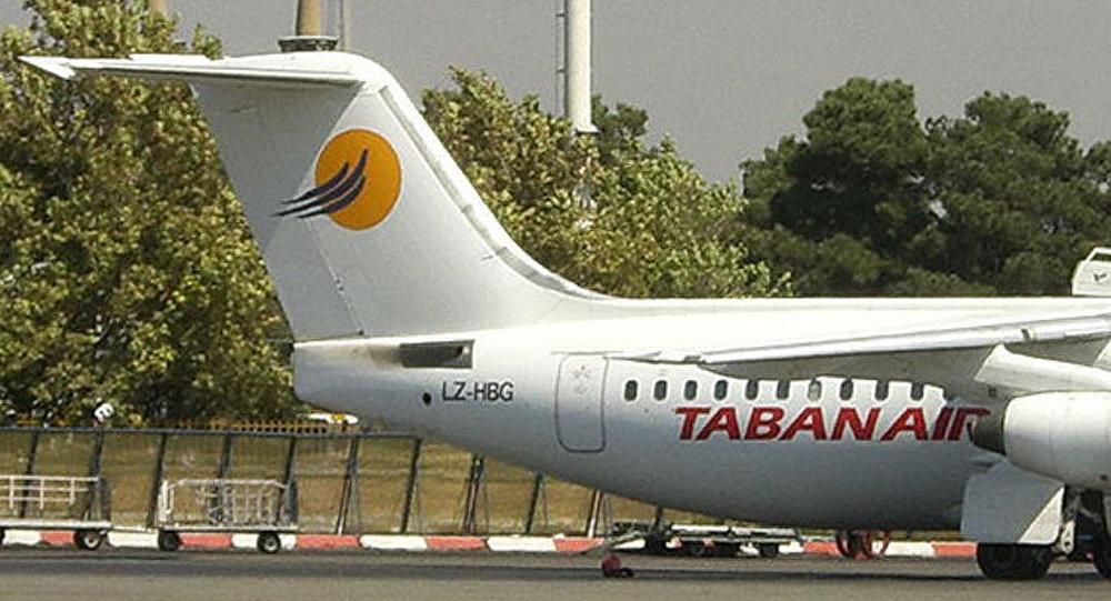 Un avion de ligne s'est écrasé en Iran