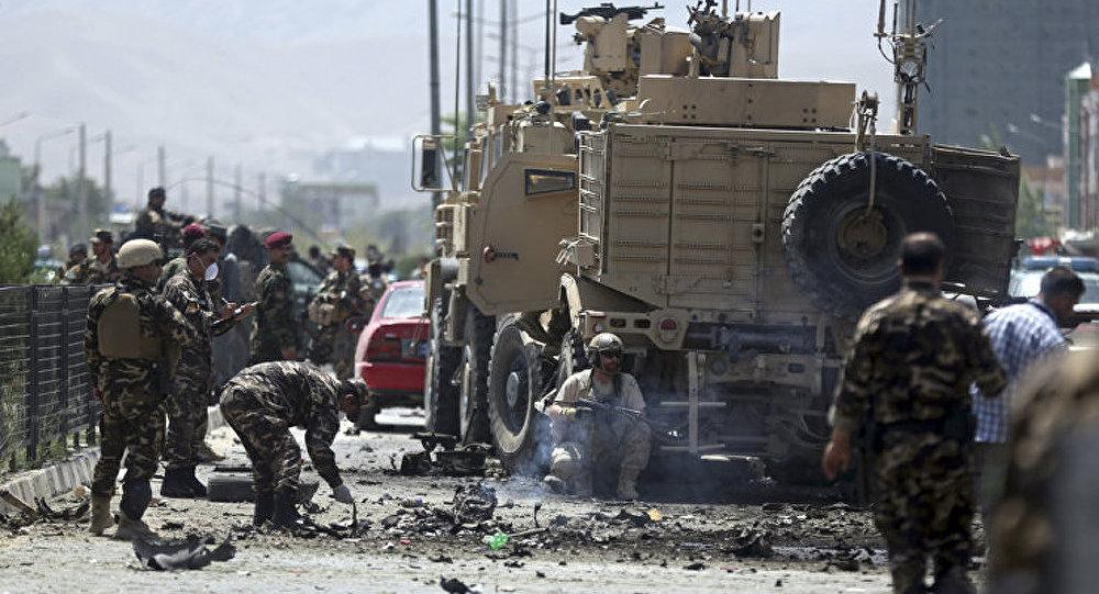 4 personnes devenues victimes de l'attentat terroriste à Kaboul