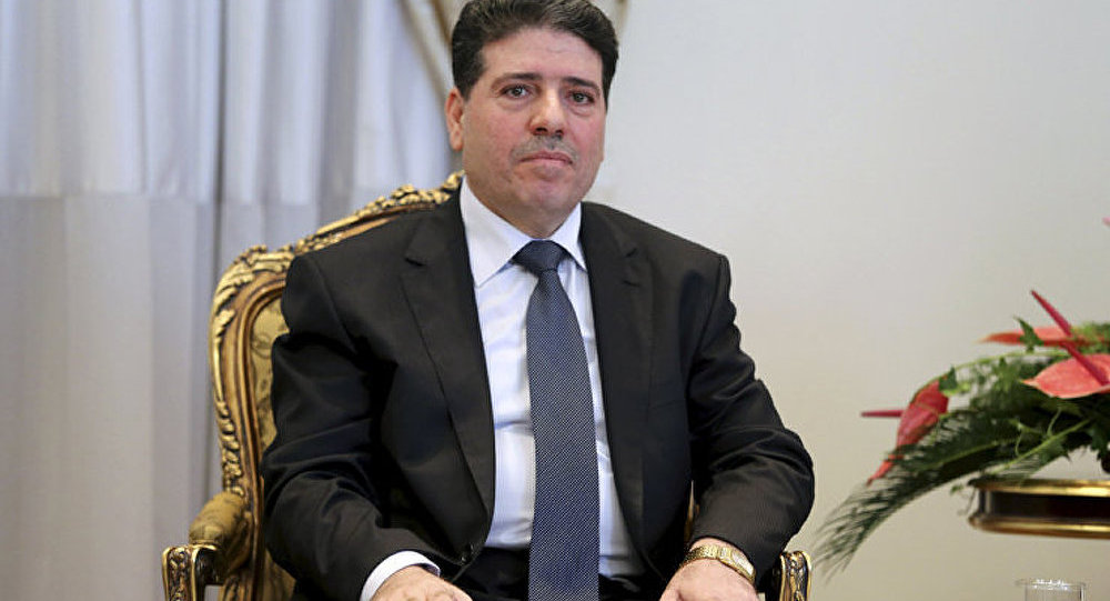 Wael al-Halki nommé de nouveau Premier ministre de la Syrie