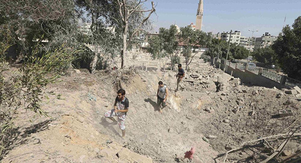 Les Palestiniens ont convenu d'une nouvelle trêve de 72 heures