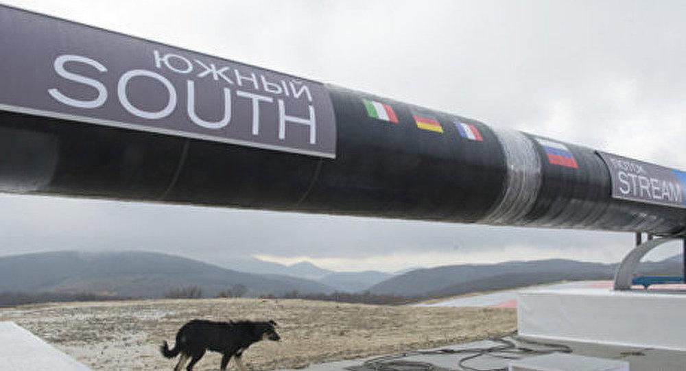 Le gazoduc South Stream sera construit en dépit des relations entre l'Occident et la Russie (OMV)