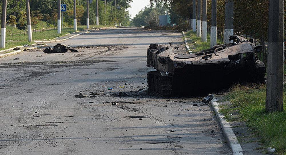 L'ONU ne peut confirmer la destruction d'une colonne militaire russe par l'armée ukrainienne