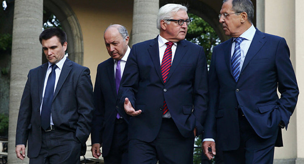 Berlin : la rencontre quadripartite des MAE a marqué un certain progrès (Moscou)