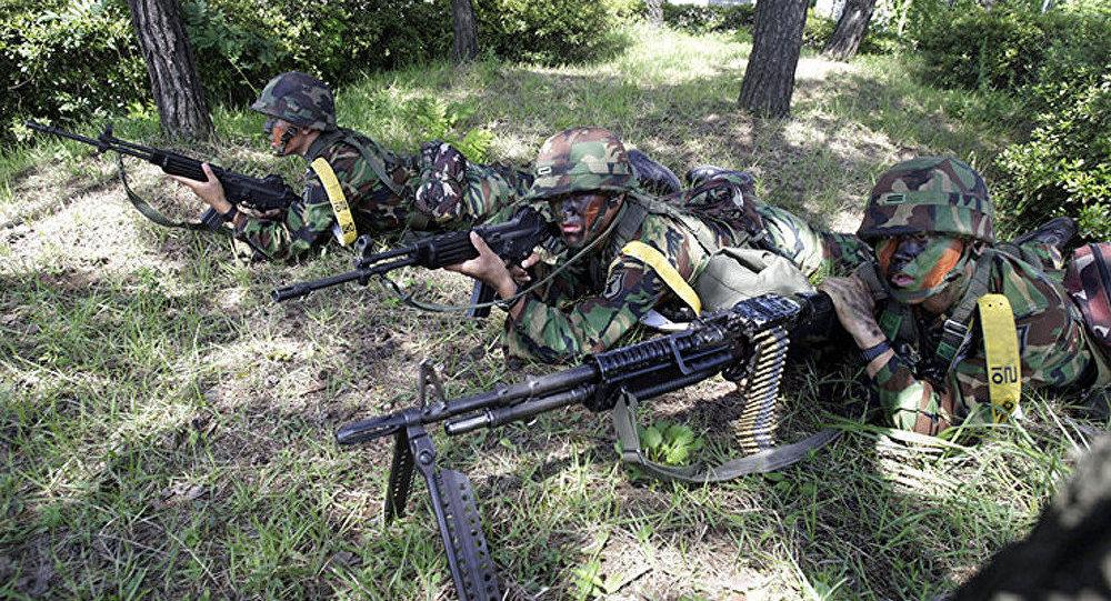 Début des exercices militaires de la Corée du Sud et des Etats-Unis