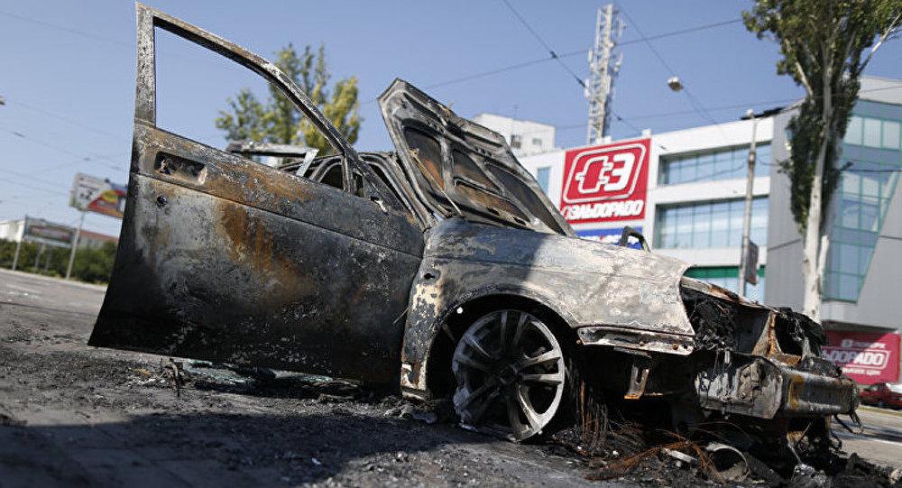 L'armée ukrainienne reprend les bombardements de Donetsk