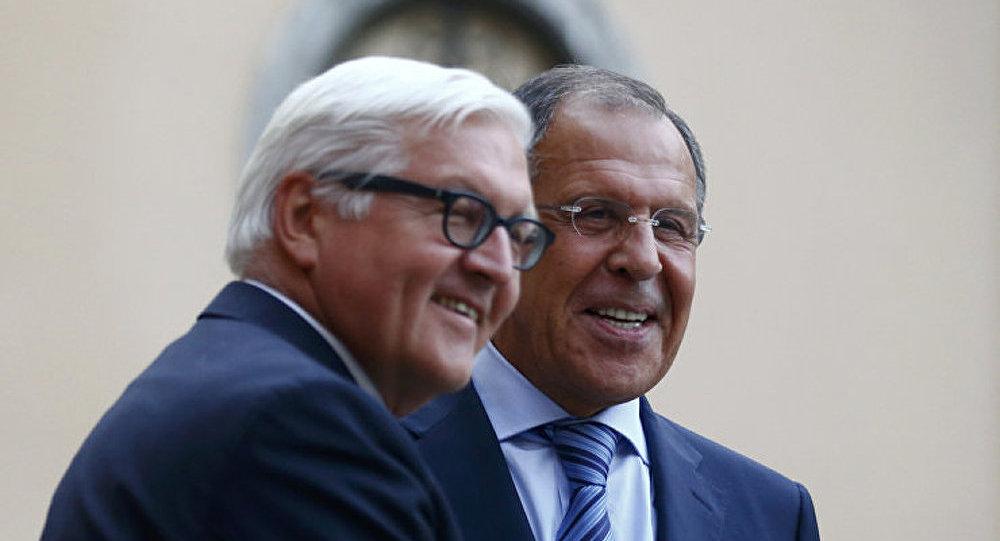 Lavrov : un consensus a été atteint à Berlin sur l'acheminement de l'aide humanitaire à l'Ukraine