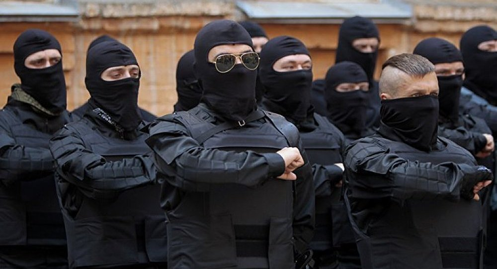 Praviy Sektor vs ministère ukrainien de l'Intérieur : l'ultimatum a échoué