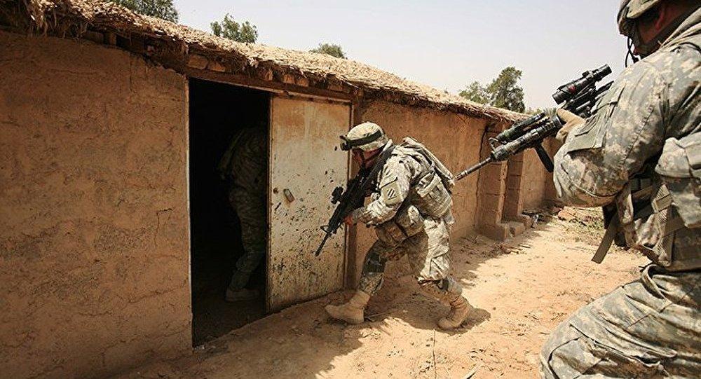 Par la faute des Etats-Unis l'Irak se trouve au seuil d'un démembrement