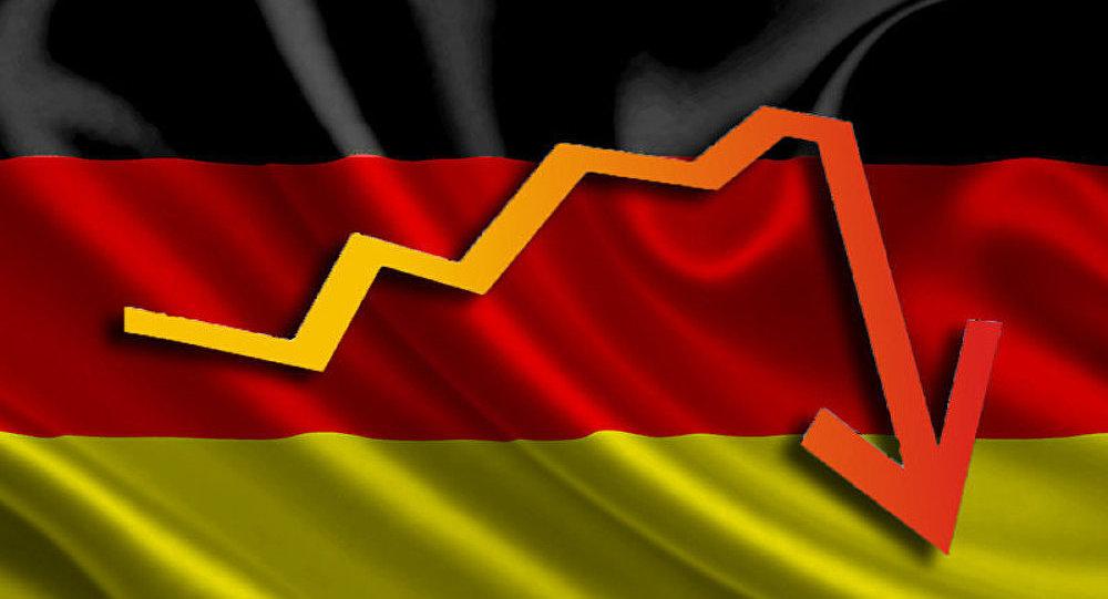 Le recul du PIB allemand lié aux sanctions russes