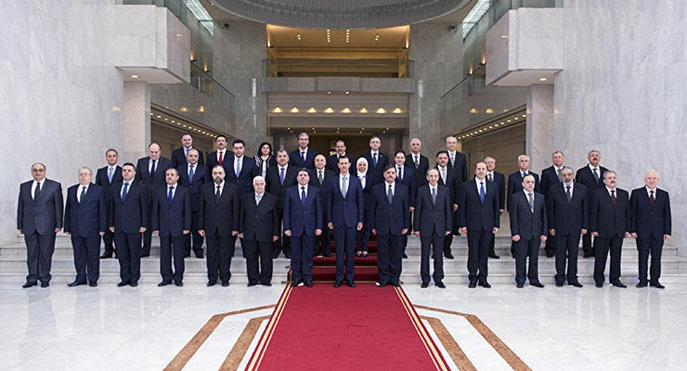 Un nouveau gouvernement a été formé en Syrie