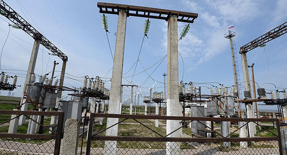 L'approvisionnement en énergie complètement rétabli en Crimée
