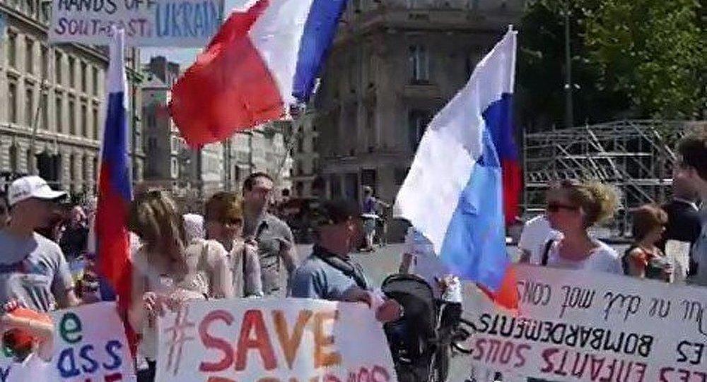 Samedi 6 septembre, le dirigeant de Novorossia parlera aux Français