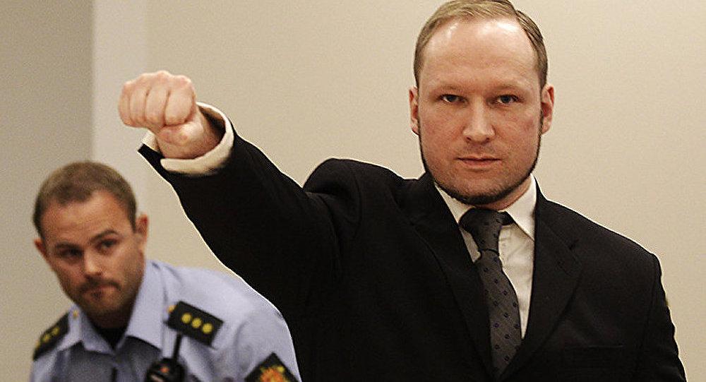 Breivik a appelé son père à devenir nazi