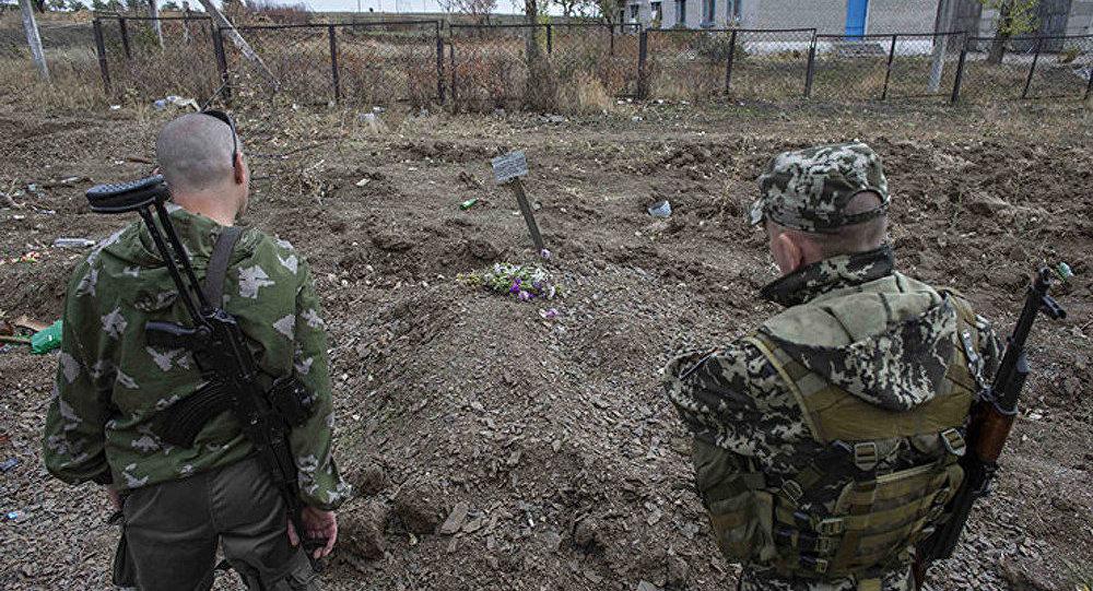Charniers dans le Donbass : un député russe appelle la chef de la PACE à enquêter
