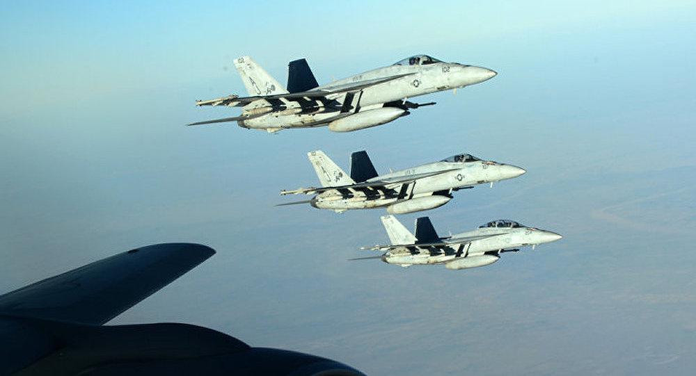 En bombardant la Syrie, les USA font sauter le droit international