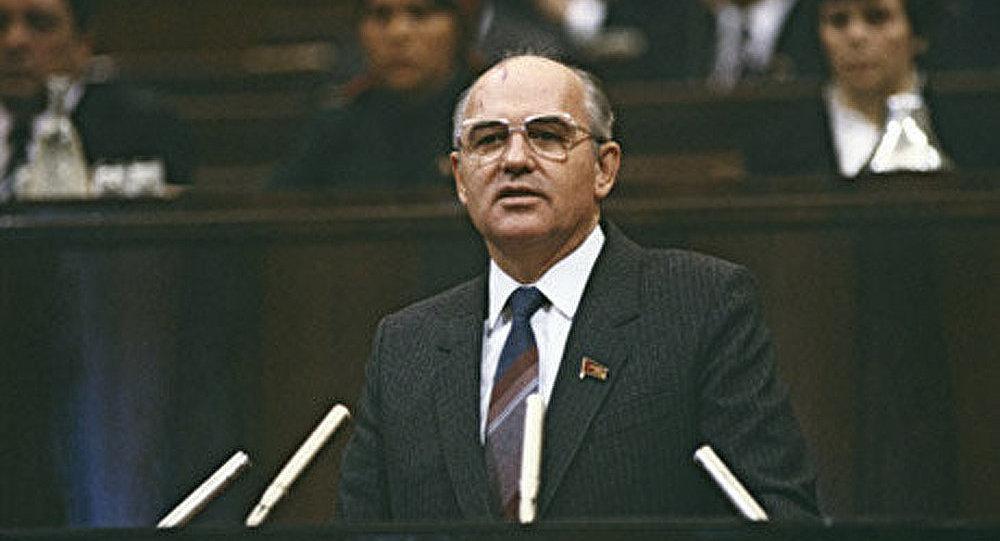 Quand Gorbatchev recevait le Nobel de la paix pour avoir prévenu une guerre